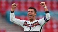 Ronaldo xứng danh Kỷ lục gia của EURO