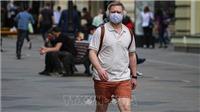 Dịch Covid-19: Thủ đô Moskva (Nga) ghi nhận số ca mắc mới cao nhất trong một ngày
