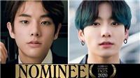 Những idol Big Hit được đề cử danh sách 'Trai đẹp 2020': 7 thành viên BTS đều góp mặt