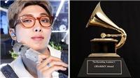 BTS tiết lộ suy nghĩ về mục tiêu tranh giải Grammy