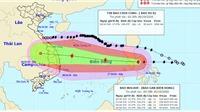 Bão số 9 mạnh thêm, áp thấp nhiệt đới suy yếu từ bão số 8 tan vào trưa 26/10