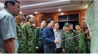 Tìm thấy nạn nhân thứ 8 trong vụ sạt lở ở Trà Vân, 12 người bị thương được cấp cứu