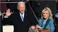 Tân Tổng thống Hoa Kỳ Joe Biden tuyên thệ nhậm chức