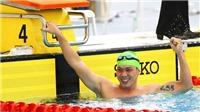 Võ Thanh Tùng: Hạnh phúc giản dị của 'Michael Phelps'