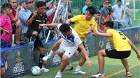 Liệu có chân sút trẻ Việt Nam được Rio Ferdinand mời về sân Old Trafford?