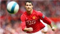 Video màn trình diễn của Ronaldo trong mùa cuối cùng ở MU gây sốt