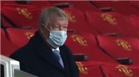Sir Alex Ferguson nhớ lại khoảnh khắc cận kề cái chết