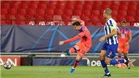 Video clip bàn thắng trận Chelsea vs Porto