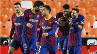 Video clip bàn thắng trận Levante vs Barcelona