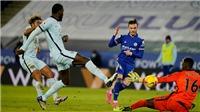 Video clip bàn thắng trận Chelsea vs Leicester