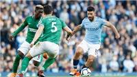 Video clip bàn thắng trậnBrighton vs Man City