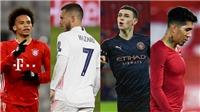 Cục diện Cúp C1: Real Madrid trở lại. Liverpool tự làm khó mình