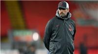 Liverpool: Klopp lấp lửng về tương lai ở Anfield