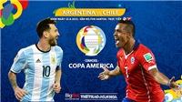 Kèo nhà cái Argentina vs Chile. Tỷ lệ kèo Copa America 2021. Trực tiếp bóng đá