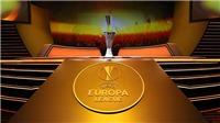 Kết quả bốc thăm vòng 1/8 Europa League: Chelsea, Arsenal dễ thở
