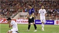 Trực tiếp Jordan - Việt Nam, vòng loại Asian Cup 2019