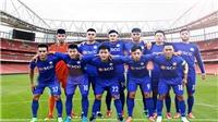 Cầu thủ Bà Rịa Vũng Tàu đánh trọng tài, tân binh U23 Việt Nam nhận 'hung tin'