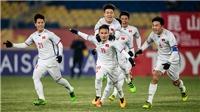U23 Việt Nam 'rối' vì bốc thăm lại ASIAD 2018 vào ngày 23/7