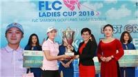 Golf thủ 17 tuổi người Hàn Quốc vô địch giải FLC Ladies Cup 2018