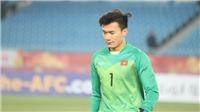 Tiến Dũng bắt chính cho FLC Thanh Hóa tại AFC Cup