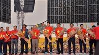 U23 Việt Nam lại nhận thưởng lớn, HLV Park Hang Seo xúc động