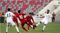 HLV Park Hang Seo: '1 điểm trên sân khách là quan trọng'