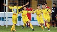 Video bàn thắng highlights Nam Định 0-0 XSKT Cần Thơ, vòng 1 V-League 2018