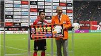 Hết kiến tạo rồi ghi bàn tại J-League 1, 'Messi Thái' khiến cả Đông Nam Á sửng sốt