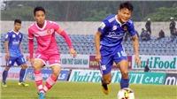 Video clip highlights Quảng Nam 1-1 Sài Gòn FC, vòng 1 V-League 2018