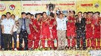 U19 Việt Nam giúp U19 HAGL khỏi trắng tay tại giải U19 quốc tế