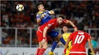 Video clip highlights Persija Jakarta 1-0 SLNA: Gục ngã tại Gelora Bung Karno