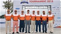 1400 golfer hào hứng chinh phục giải FLC Faros Golf Tournament 2018
