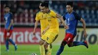 Video clip bàn thắng Johor Darul Ta'zim 3-2 SLNA: Thất bại đáng tiếc