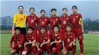 Tuyển nữ Việt Nam là niềm tự hào ở Đông Nam Á