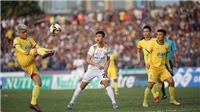 Lịch trực tiếp vòng 6 Nuti Café V-League 2018
