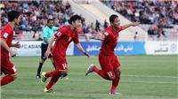 Iraq và 'nỗi sợ vô hình' trước tuyển Việt Nam tại ASIAN Cup 2019