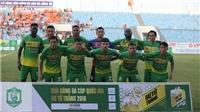 Video clip highlights bàn thắng trận XSKT Cần Thơ 1-1 Than Quảng Ninh