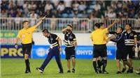 Hà Nội FC nhận 'mưa' án phạt trước cuộc tái đấu HAGL
