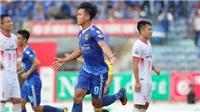 Video clip highlights bàn thắng Quảng Nam 5-2 Nam Định: Minh Tuấn hat-trick, chủ nhà bùng nổ