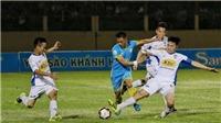 Vòng 7 V-League 2018: 'Điểm nóng' trọng tài và khán giả giảm sút