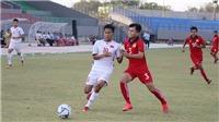 Trực tiếp U19 Việt Nam vs U19 Singapore, 19h00 ngày 7/7