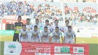 Video clip highlight bàn thắng HAGL 2-4 S.Khánh Hòa: Hàng thủ đá như đùa
