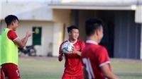 Trực tiếp U19 Việt Nam 0-1 U19 Indonesia: Sảy chân đáng tiếc