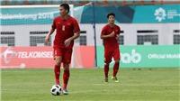 TRỰC TIẾP ASIAD: HLV Park Hang Seo mong Nepal chơi tích cực