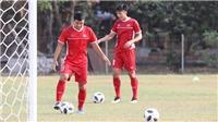 HLV Park Hang Seo: 'U23 Việt Nam tính cả phương án đá 11m'
