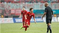 HLV Lê Thụy Hải: 'U23 Việt Nam đã chơi quả cảm, không có gì phải hổ thẹn'