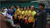 Phóng viên Hàn Quốc tò mò vì hành động của HLV Park Hang Seo