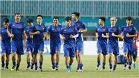 U23 Việt Nam tập kín theo 'liệu pháp' của HLV Park Hang Seo