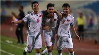 'U23 Việt Nam thắng Pakistan ít nhất 2 bàn'