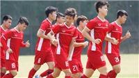 U23 Việt Nam 'trị liệu tâm lý' trước 'đại chiến' UAE